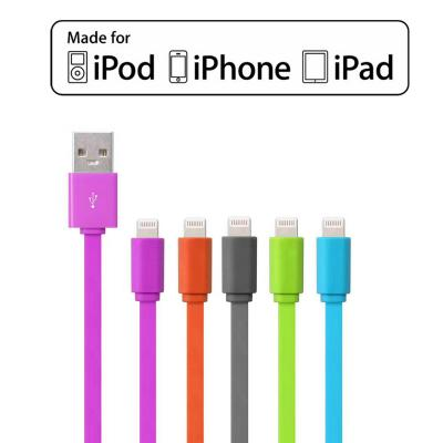 Apple MFI Certified  8 Pin Lightning to USB Charge & Sync Cable at Wholesale & Bulk price 02